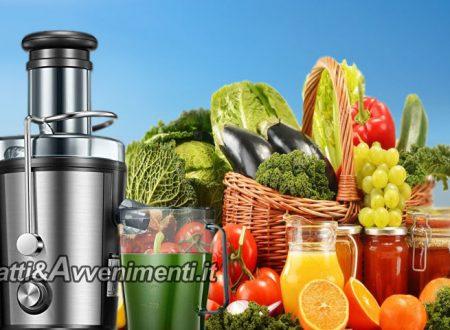 Salute & Benessere. Frutta e verdura da bere: un pieno di vitamine e sali minerali