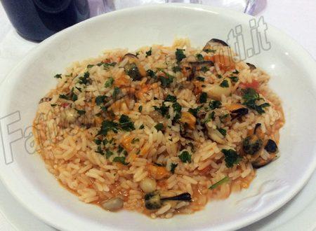 """Risotto alla Marinara – La ricetta della Chef """"Zia Pina"""""""