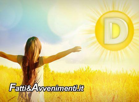 Corpo & Mente. A B C e soprattutto D! La vitamina dell'estate è fatta di sole e buon umore!