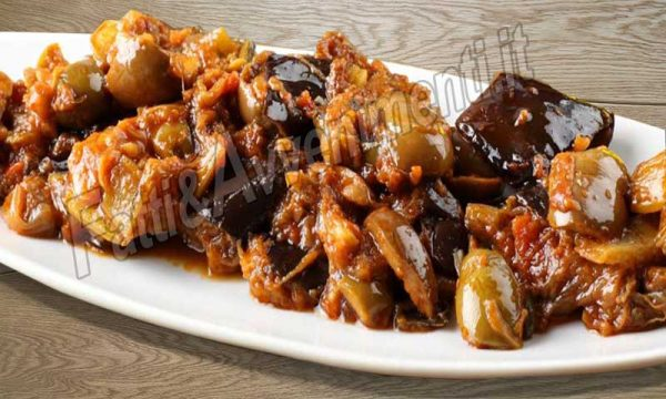 Caponata di melanzane – Ricetta Siciliana