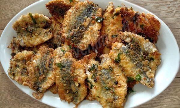 Alici impanate fritte – Ricetta siciliana