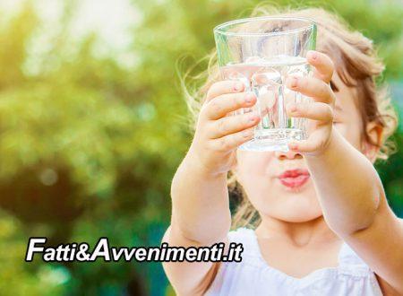 Salute & Benessere. Caldo: per bambini e adolescenti è allarme idratazione