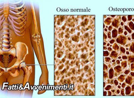 Salute &Benessere. Osteoporosi: le cause e il ruolo non secondario dell'ambiente