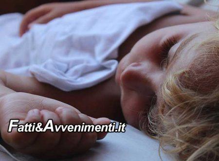 Salute & Benessere. Carenza di sonno nei bambini: un problema serio