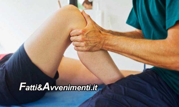 Salute & Benessere. Il trattamento del dolore di ginocchio con manipolazioni