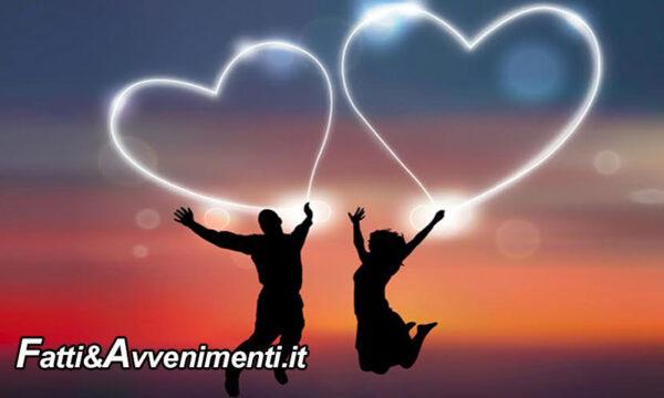 """Salute & Benessere. """"Terapia San Valentino"""": l'amore fa bene alla salute?"""